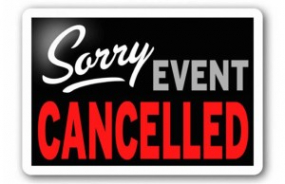 Cancelled _
