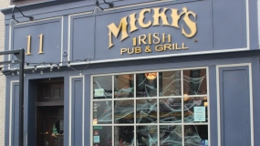 Micky's Irish Pub & Grill (Andrew's Bar Exam) – Iowa City