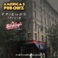 FRIENDS – Barkley's Burgers, Brews & Dawgs – Janesville