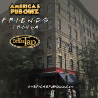 FRIENDS – The Brass Tap (Later) – Greenfield