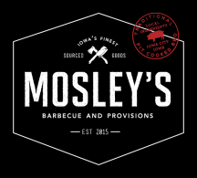 Mosley's (Pop Culture Power Hour) – Iowa City