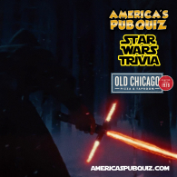 STAR WARS – Old Chicago – Green Bay