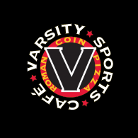 Varsity Sports Cafe & Roman Coin  – Ralston